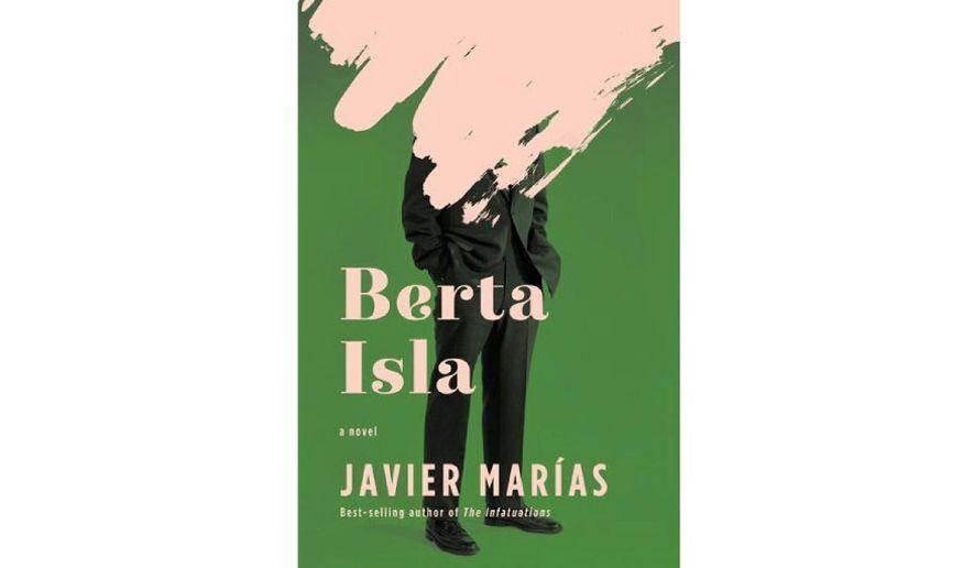 'Berta Isla' (book jacket)