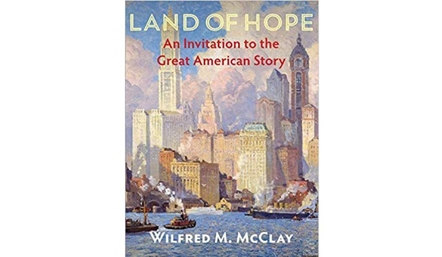 'Land of Hope' (book jacket)