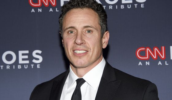 In this Dec. 8, 2018 file photo, CNN anchor Chris Cuomo attends the 12th annual CNN Heroes: An All-Star Tribute at the American Museum of Natural History in New York. (Photo by Evan Agostini/Invision/AP, File)
