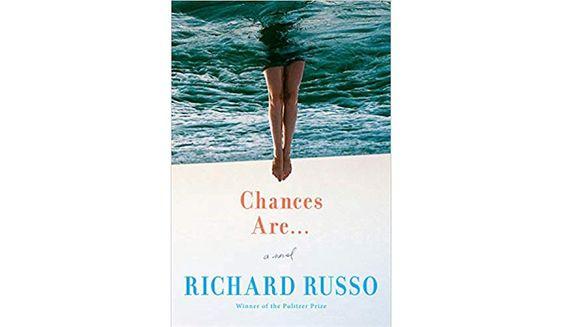 'Chances Are: A Novel' (book jacket)