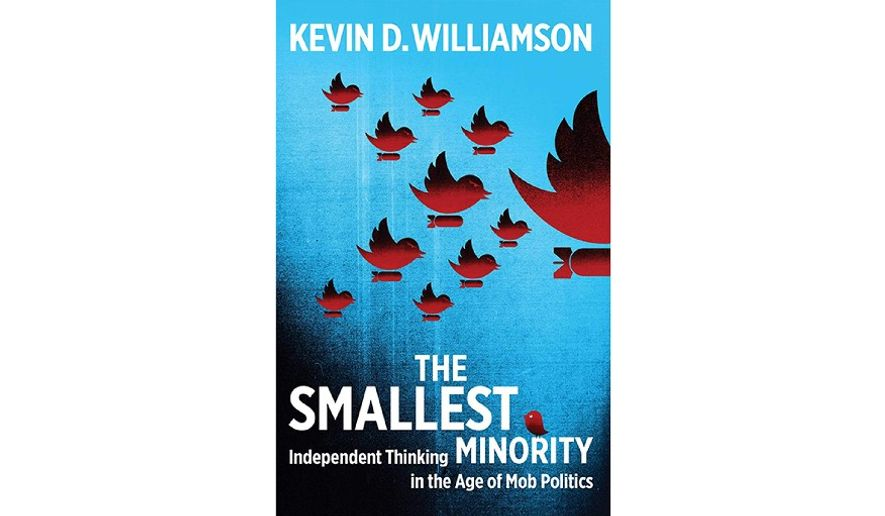 'The Smallest Minority' (book jacket)