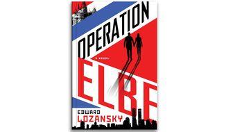 'Operation Elbe' (book jacket)