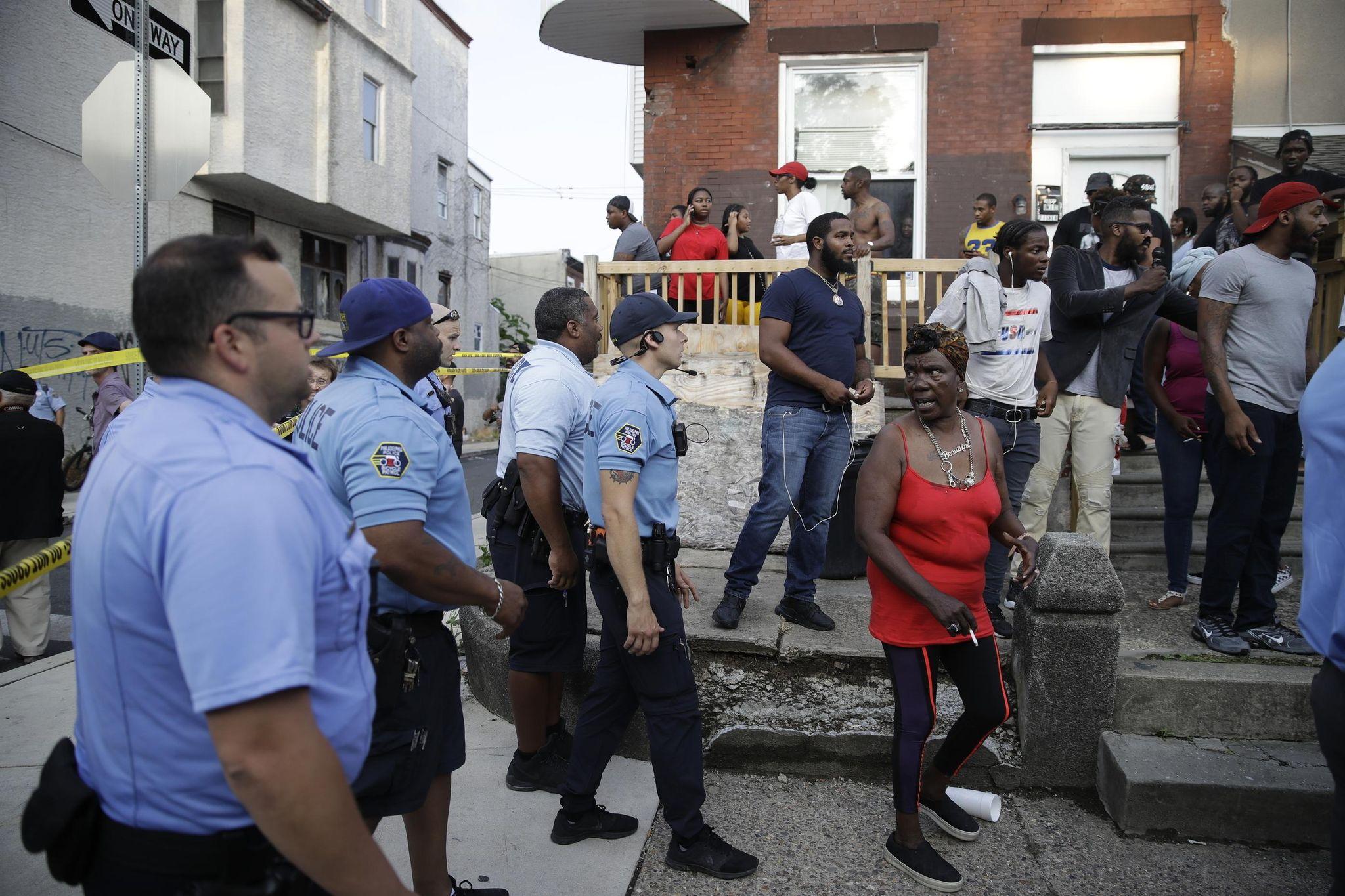 War on cops in Philadelphia