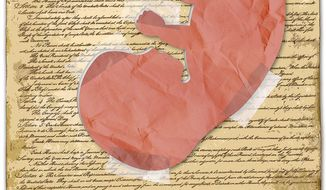 Constitutional Person Illustration by Greg Groesch/The Washington Times