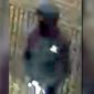 DC police are on the hunt for the robbery suspect shown here. The man is wanted in connection with a Columbia Heights home invasion, Aug. 13, 2019. He held a Catholic nun at gunpoint before making off with cash, laptops, and an iPad. (Image: Fox5 DC video screenshot)