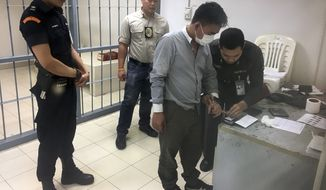 Police last year arrested Boonchai Bach, who they said fueled much of Asia's illegal wildlife trade over the past decade. Mr. Boonchai is now a free man because a key prosecution witness changed his testimony on the stand. (Associated Press/File)