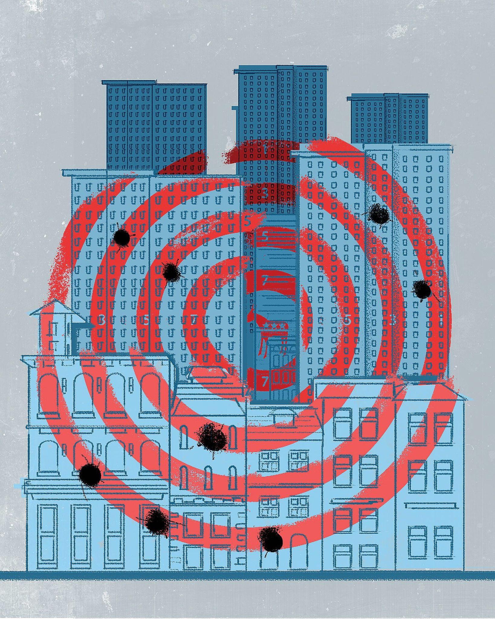 Democrats ruining America's cities
