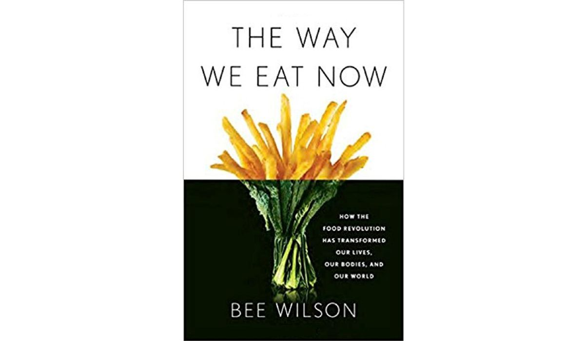 BOOK REVIEW: 'The Way We Eat Now'