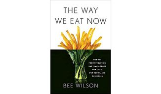 'The Way We Eat Now' (book jacket)