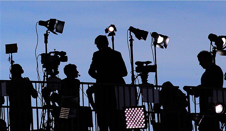 A Media Research Study reveals consistent bias against Republicans at CNN and MSNBC. (AP Photo)