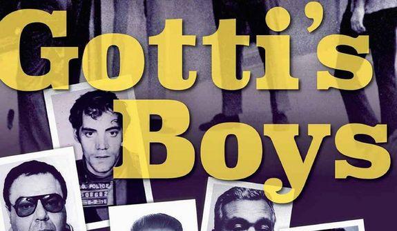 Gotti's Boys' (book jacket)