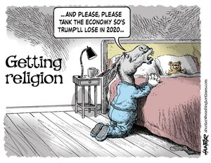 Getting religion