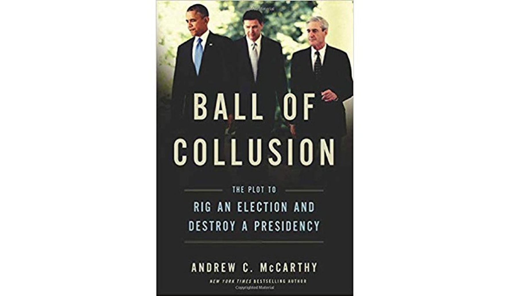 BOOK REVIEW: 'Ball of Collusion'