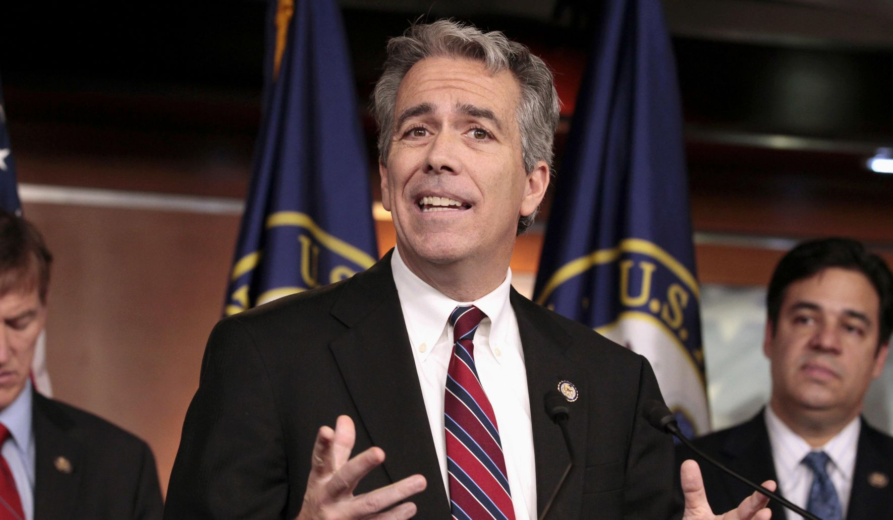 Joe Walsh says Trump 'mentally unfit' for office: 'He's sick'