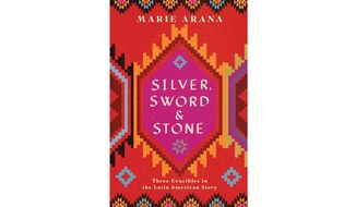 'Silver, Sword and Stone' (book jacket)