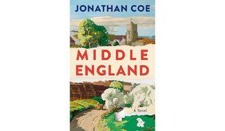 'Middle England' (book jacket)