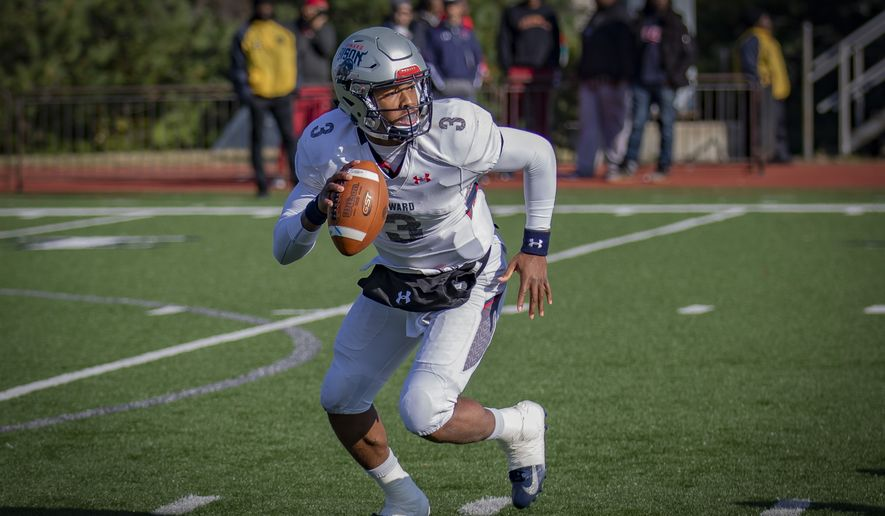 Caylin Newton makes a name for himself leading Howard