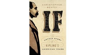 'IF: The Untold Story of Kipling's American Years' (book jacket)