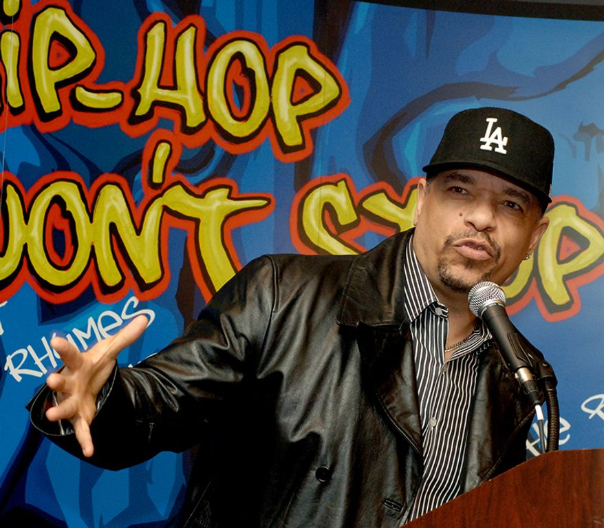 Actor and musician Ice-T joined the U.S. Army andserved four yearsin the 25th Infantry.