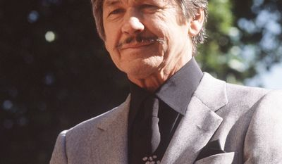 Actor Charles Bronson enlisted in the Army Air Corps and became a tail gunner on a B-29. He received a purple heart for sustaining an injury