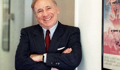 Comedian and actor Mel Brooks joined the Army Corps of Engineers where his tasks included deactivating enemy land mines