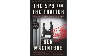 'The Spy and the Traitor' (book jacket)