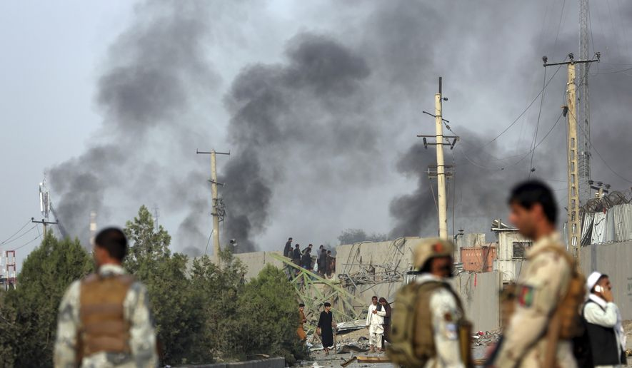 Taliban strongest since Afghanistan war started in 2001
