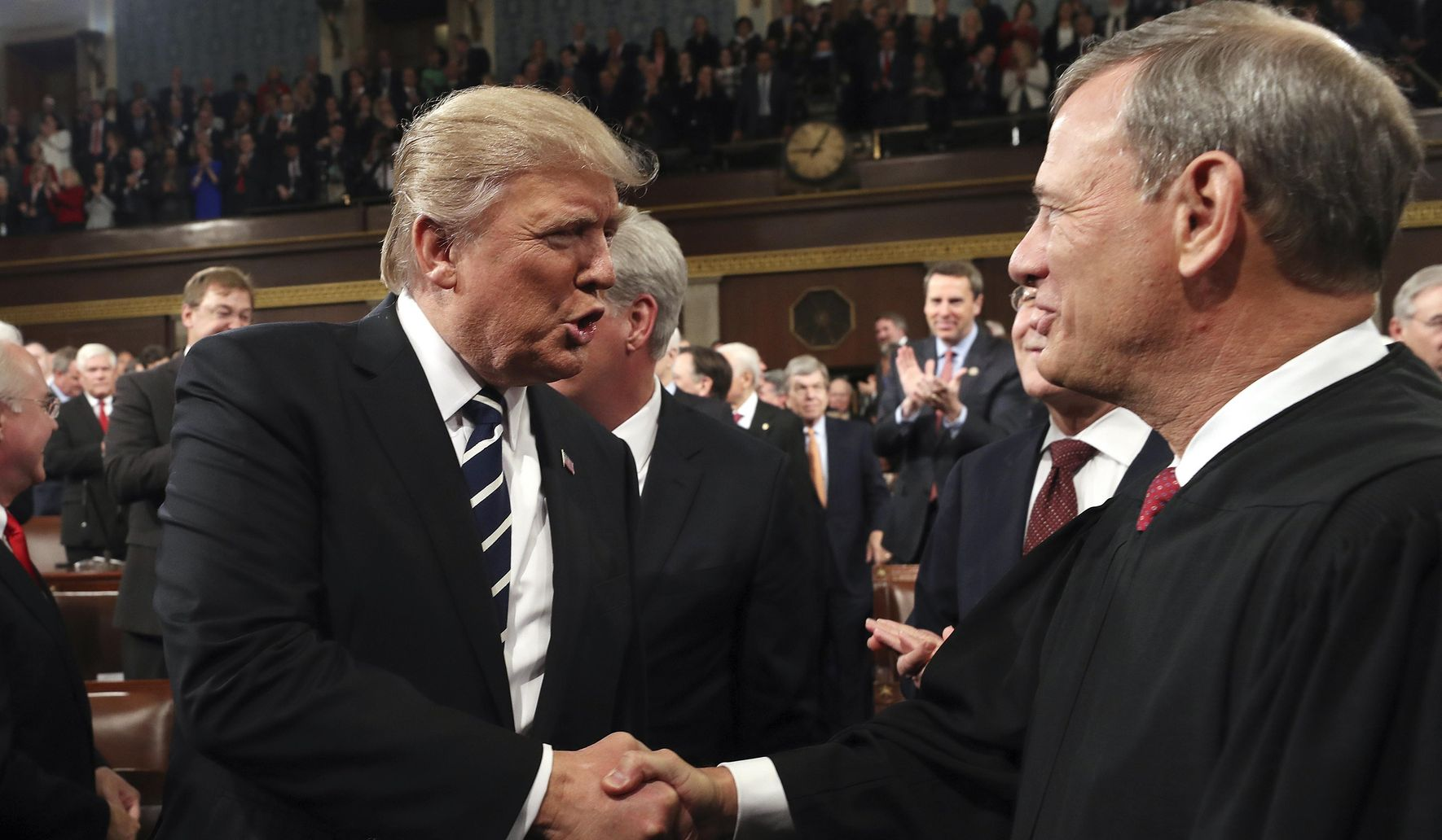 'Crisis of confidence': John Roberts' impeachment role prompts recusal rumblings