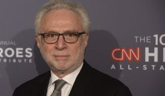 Wolf Blitzer attends the 10th Annual CNN Heroes: An All-Star Tribute at the American Museum of Natural History on Sunday, Dec. 11, 2016, in New York. (Photo by Charles Sykes/Invision/AP)