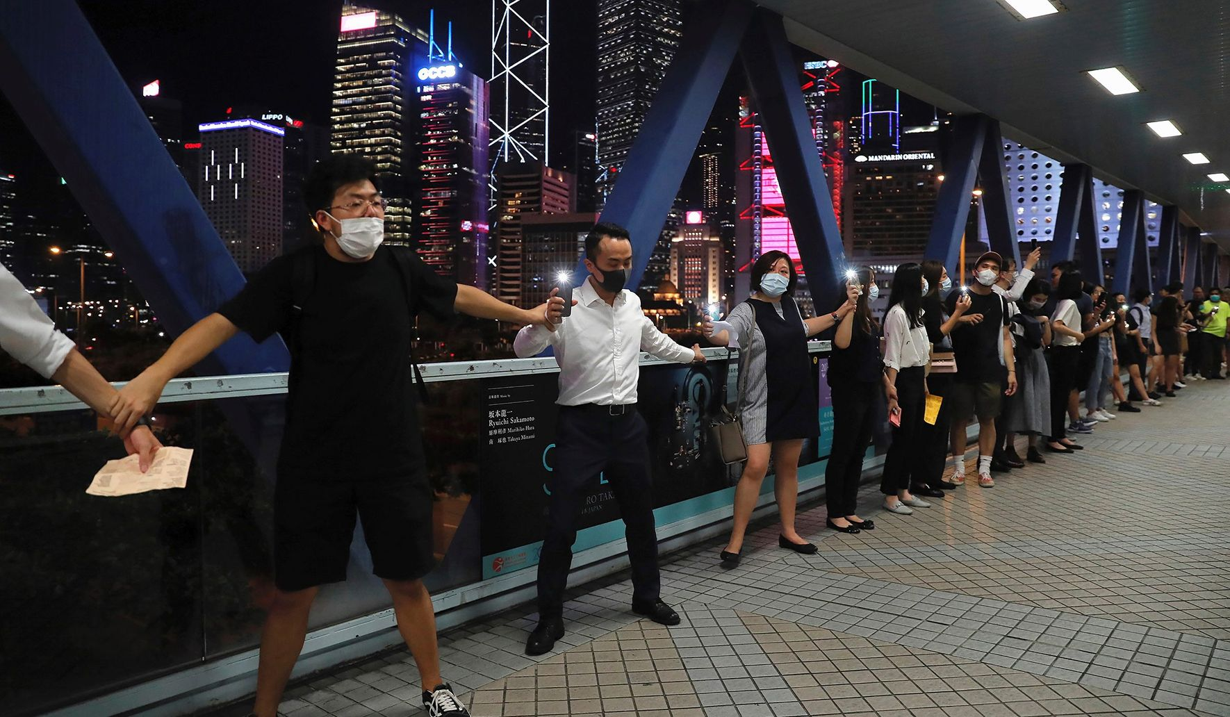 What the Hong Kong protesters know