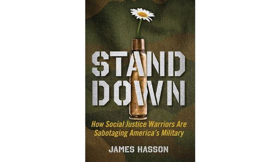 'Stand Down' (book jacket)