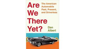 'Are We There Yet?' (book jacket)