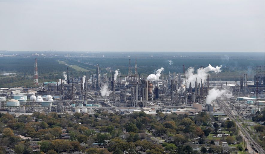 """Rep. Ralph Abraham, who is looking to unseat Gov. John Bel Edwards, said Mr. Edwards has """"declared war"""" on the oil sector. (Associated Press)"""