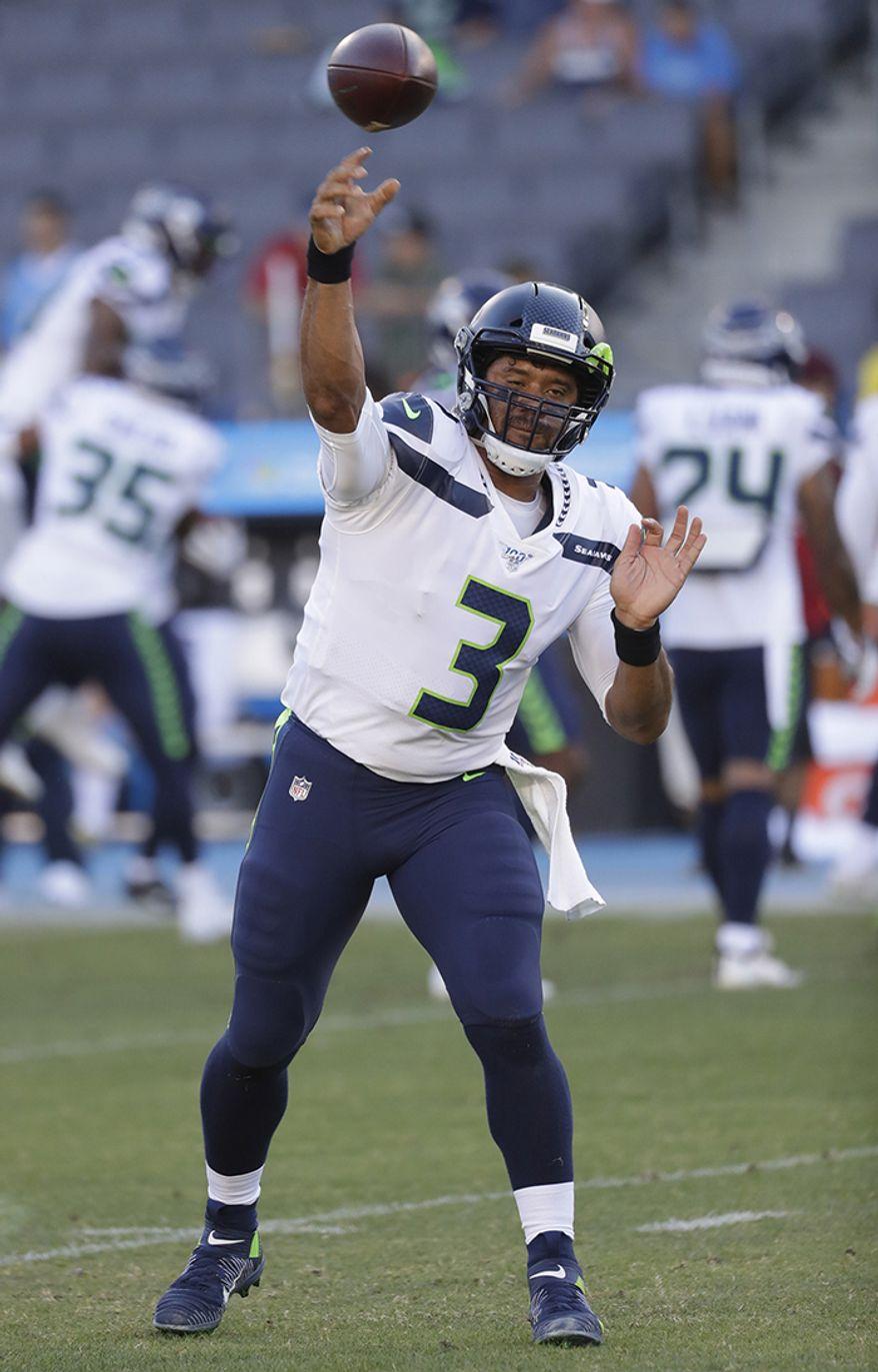 """2. Russell Wilson, Seattle Seahawks, 5'11"""""""