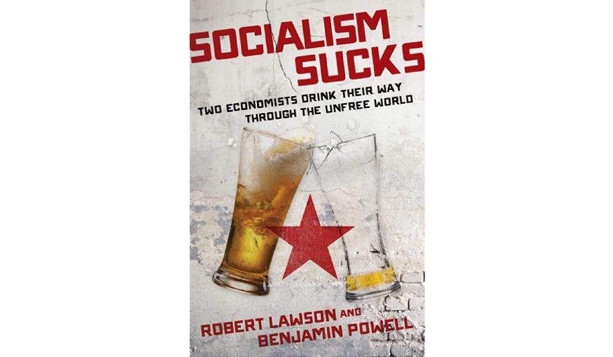 'Socialism Sucks' (book jacket)