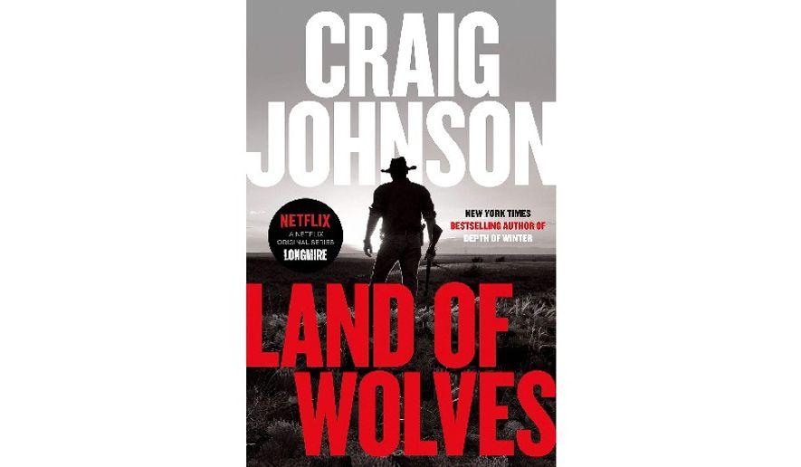 'Land of Wolves' (book jacket)