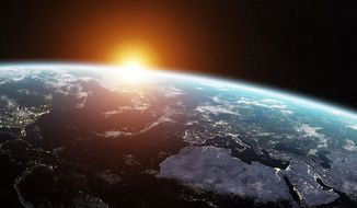 Earth (Courtesyy Shutterstock)