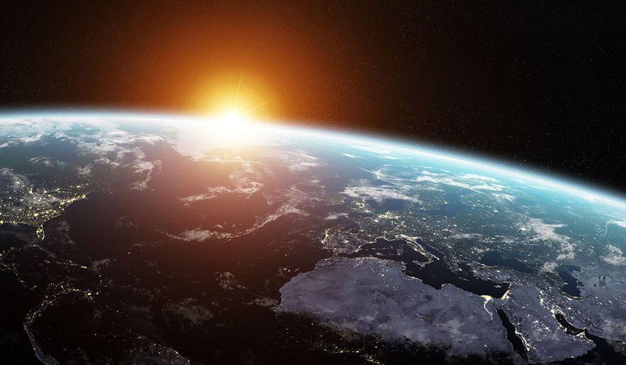 Earth (Courtesyy Shutterstock)