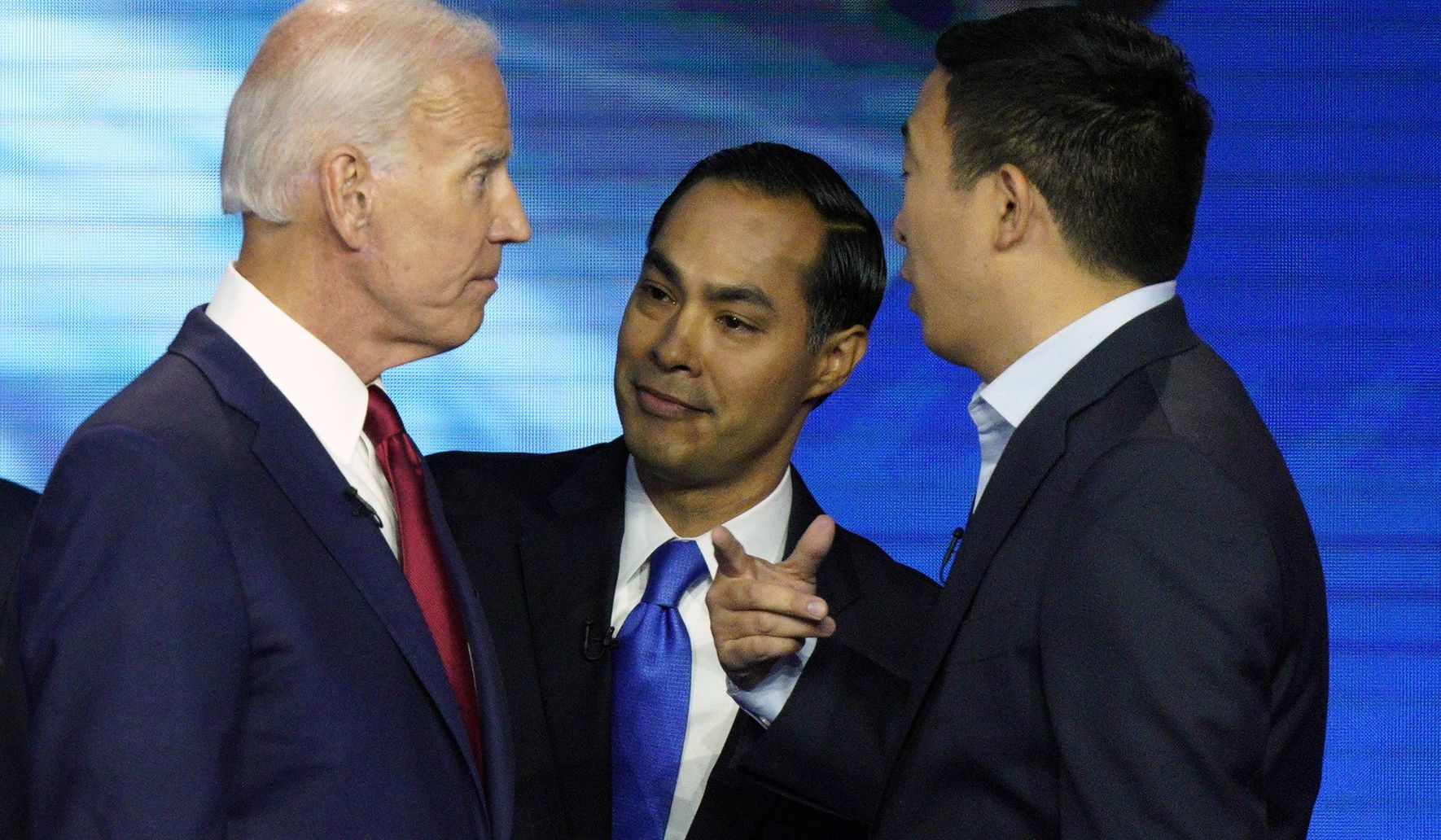 Democrats question Biden's mental fitness after Castro's attack on former VP's memory