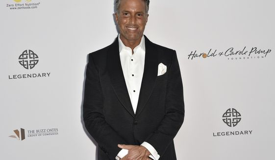 FILE - In this Aug. 7, 2015 file photo, Philip Esformes arrives at the 15th Annual Harold and Carole Pump Foundation Gala held at the Hyatt Regency Century Plaza, in Los Angeles. The Florida health care executive is facing sentencing following his conviction on 20 criminal charges in what prosecutors described as a $1 billion Medicare fraud scheme. A Miami federal judge Thursday, Sept. 12, 2019, is set to sentence 50-year-old Esformes in one of the biggest such cases in U.S. history. (Photo by Rob Latour/Invision/AP, File)