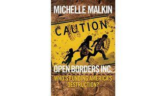 'Open Borders Inc.' (book jacket)