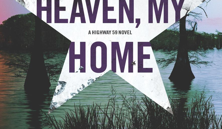 "This cover image released by Mulholland shows ""Heaven, My Home,"" by Attica Locke. (Mulholland via AP)"