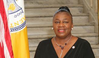 Trenton City Council President Kathy McBride (www.trentonnj.org)