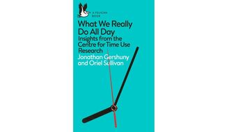 'What We really Do All Day' (book jacket)