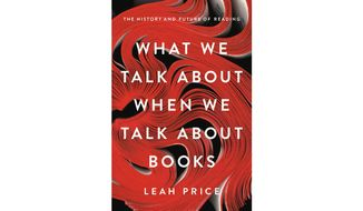 'What We Talk About When We Talk About Books' (book jacket)