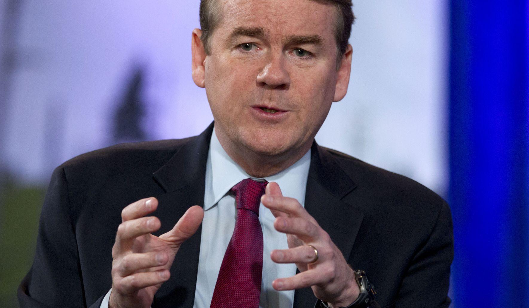 Michael Bennet's charmed political career hits snag as presidential bid stalls