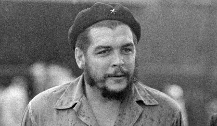 "This June 12, 1962, photo shows Cuban revolutionary leader Ernesto ""Che"" Guevara in Havana, Cuba.  (AP Photo/Tony Ortega) ** FILE **"