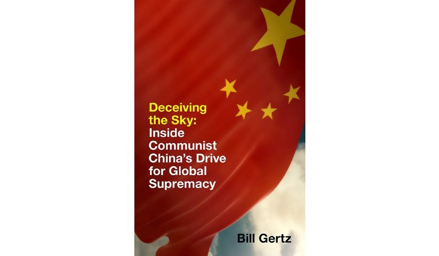 'Deceiving the Sky' (book jacket)