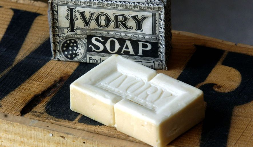 A bar of soap might be needed to wash out the mouths of campaigning Democrats who can't seem to help themselves from uttering dirty words. (Associated Press/File)