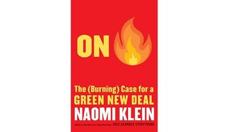 'On Fire' (book jacket)